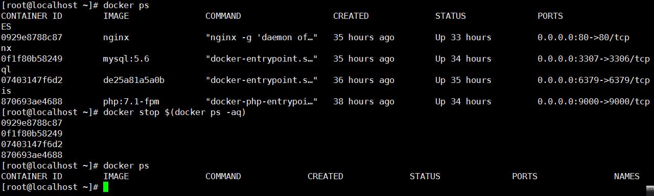 Docker无法删除镜像错误!