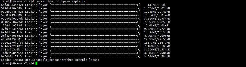 资源控制器Horizontal Pod Autoscaling