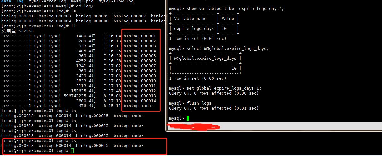 mysql max_binlog_size设置问题