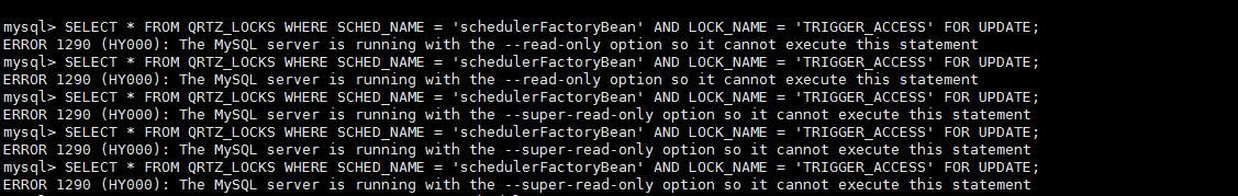 Mycat Select for update行级锁失败,排它锁失效.