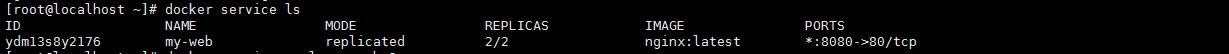 DockerSwarm 集群环境搭建(高可用)