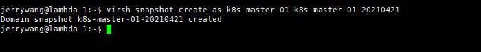 KVM 操作虚拟机常用命令